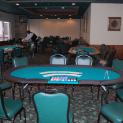 Casino - Texas Holdem Table
