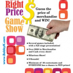 Game Show - The Right Price