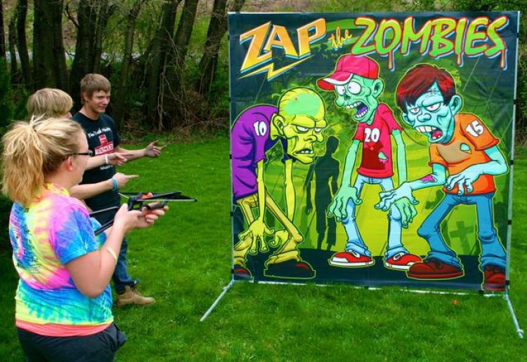 Zap-A-Zombie