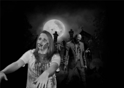 Zombie Attack Photos