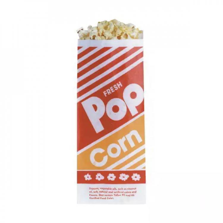Additional Popcorn Servings