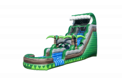 18ft Emerald Falls Water Slide