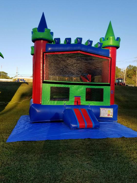 Castle Bounce House - Bounce House King - Phenix City, AL
