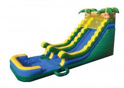 16ft Tropical Slide Wet/Dry