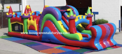 Unque Obstacle course 35ft long