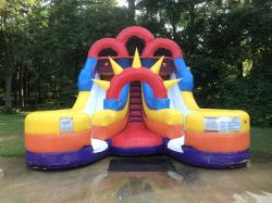 15 ft Double Splash