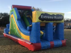 Extreme double slide