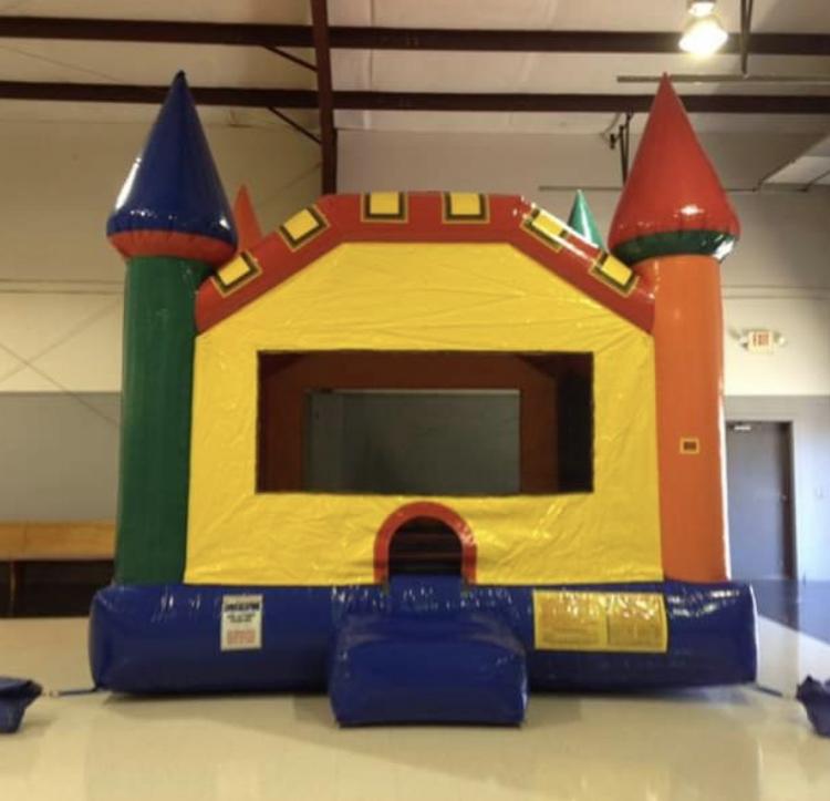 Castle Bounce 15x15 Large