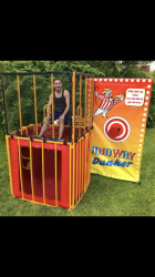 Carnival style Dunktank