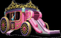 Cinderella Carriage Bounce Combo