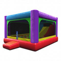 Bounce House Slide Combination