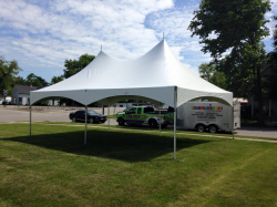 20'x30' High Peak Frame Tent