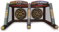 Double Axe Throw