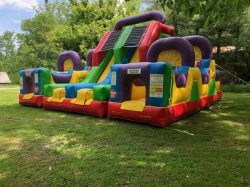 Wacky Obstacle Course