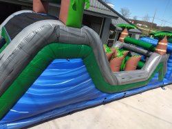 Blue Crush 35' Obstacle