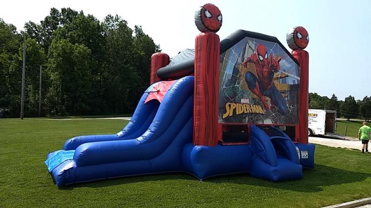 Spider-Man Combo