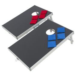 CORN HOLE BEAN BAG TOSS GAME