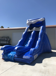 17 FOOT WAVE SLIDE - DRY - CALL ABOUT MIDWEEK SPECIALS