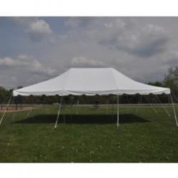Tent - 20x30 White Low Peak