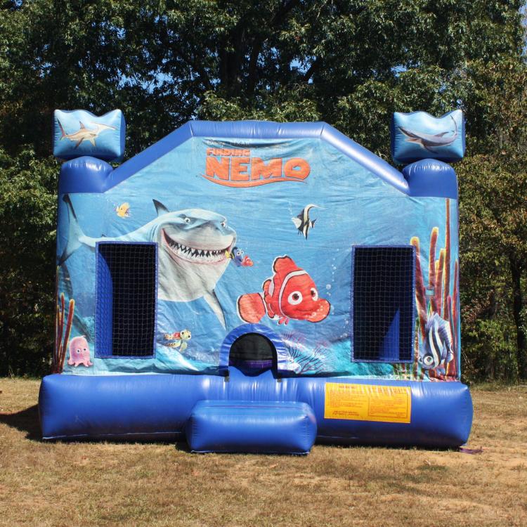 Rent The Finding Nemo Bouncer In: Moonwalk – Finding Nemo