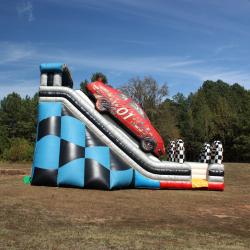 Slide - 25' Victory Lap