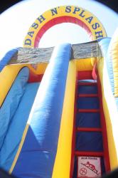 Obstacle Course - Dash-N-Splash