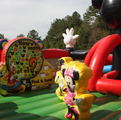 Mickey's Park Learning Club