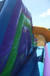 SlipNSlide Water Slide Combo
