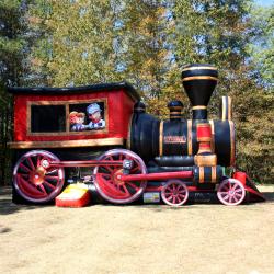 Train - Steam Engine Combo
