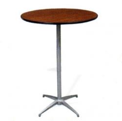 Tables - 30 Round Hi-Top