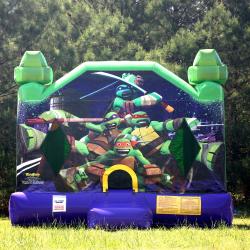 Moonwalk - Teenage Mutant Ninja Turtles