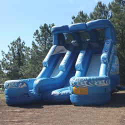 Wet Slide - Double Splash