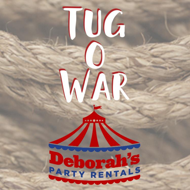 Tug O War • Deborah's Party Rentals