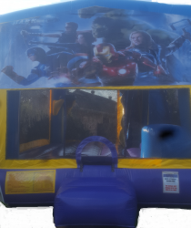 Avengers Themed Bounce House $149