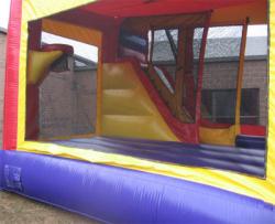 Castle Combo 7 1510354466891 266043 Large Bounce House W/slide $150