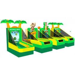 Tropical Carnival Games  $129