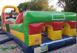 O 122 Obstacle Course 3 65 ft Long Obstacle Course $475
