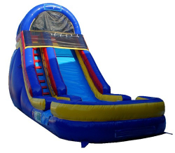 20ft Blue Water Slide  $250