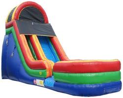 21ft Rainbow Water Slide $295