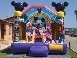 bouncermmickey 600644 Mickey Mouse Combo $150