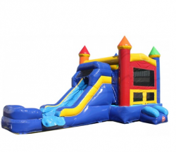 4in1 Castle Bounce $150