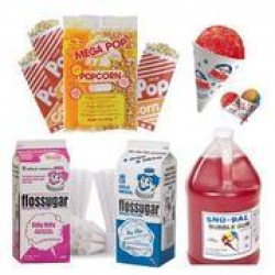 Extra Party Supplies $20