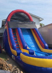 l 988502 20ft Blue Water Slide $280