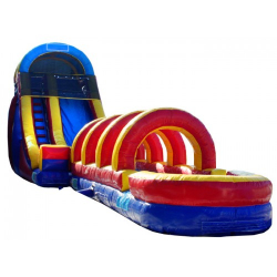 22ft Screamer Water Slide  $379