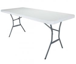 6ft Rectangular Table  $7