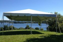 20' x 20' Traditional Frame Tent