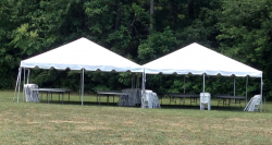 20' x 40' Traditional Frame Tent