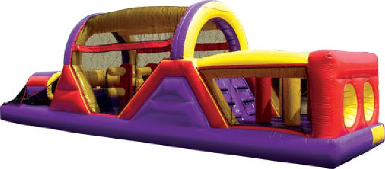 high quality obstacle course rental