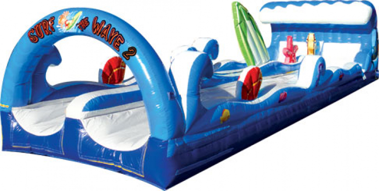 the best water slide rental West Chester, PA