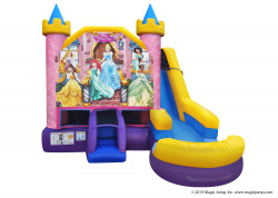 Disney Princesses 6-1 Combo Wet